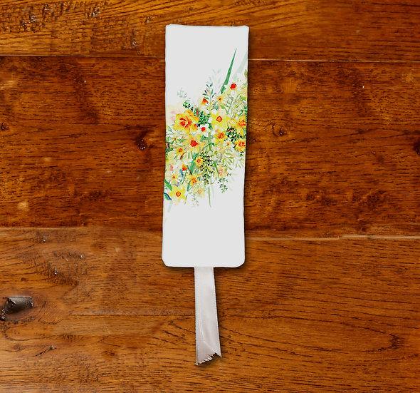 'Daffodil Bouquet' Bookmark