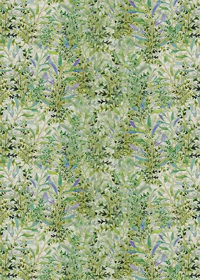 'Spring Foliage' Fabric
