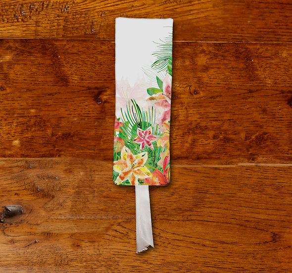 'Lilies' Bookmark