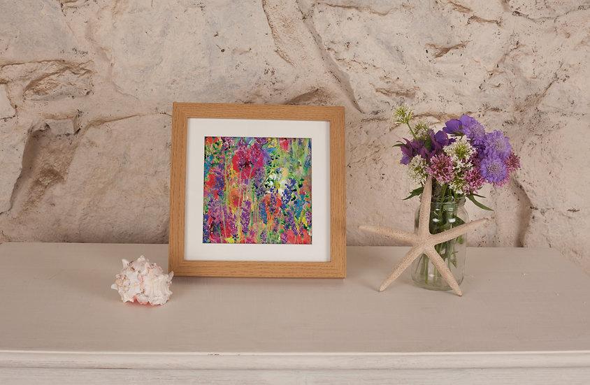 'Flower Explosion' Print