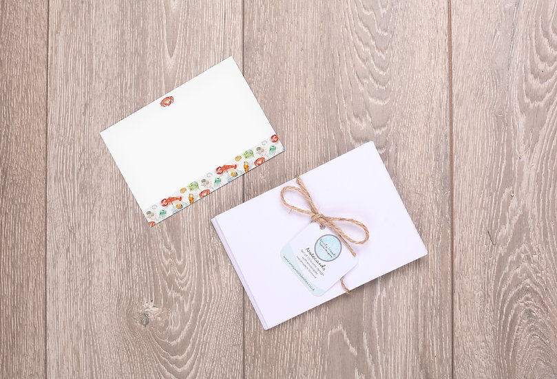 'Under the Sea' Notecards