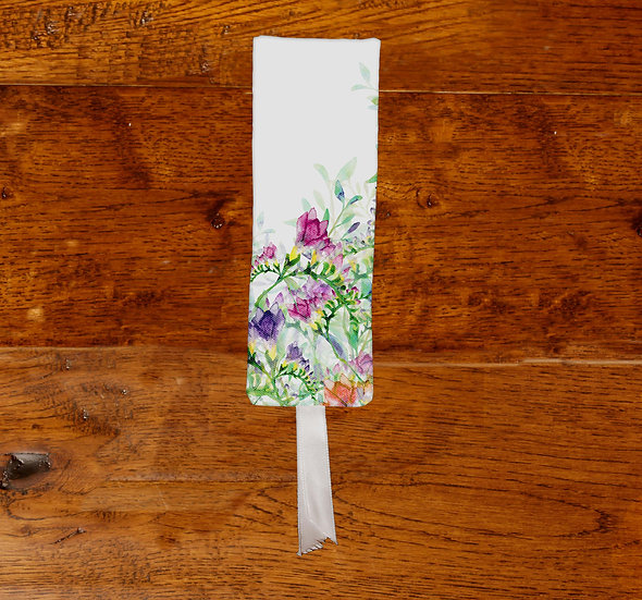 'Freesias' Bookmark