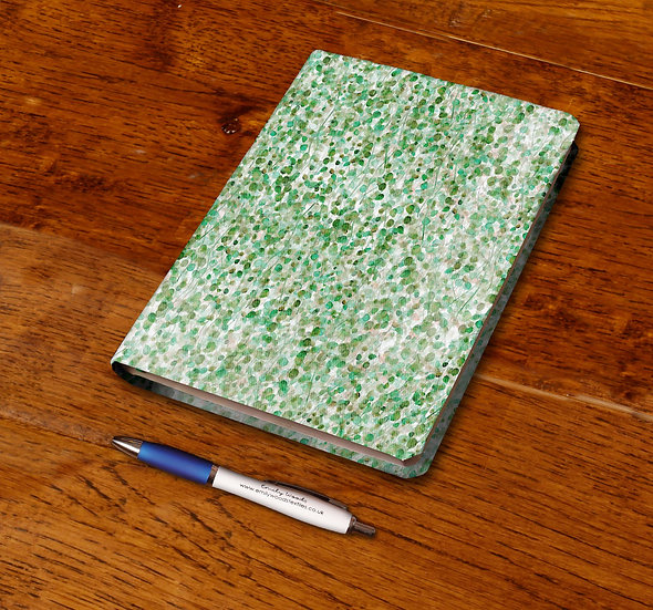 'A String of Pearls' Notebook