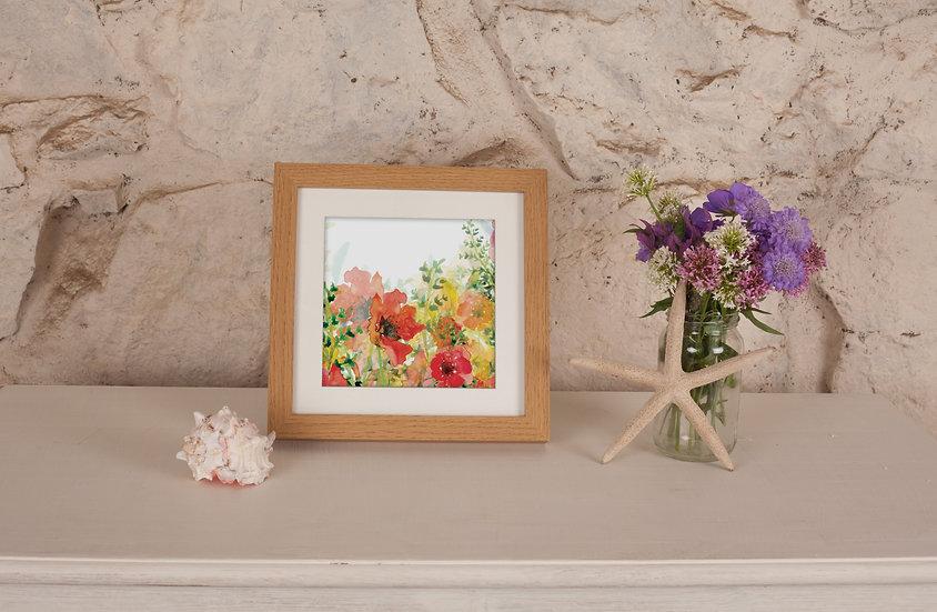'Wild Garden' Print