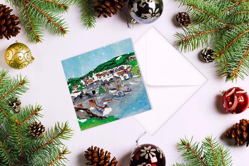 Cadgwith Christmas Card