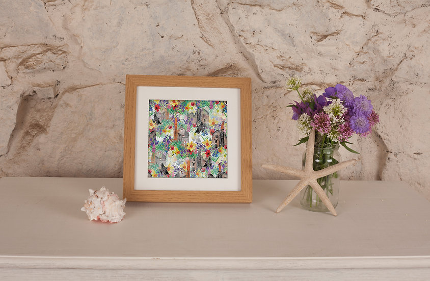 'Blooming Tin Mines' Print