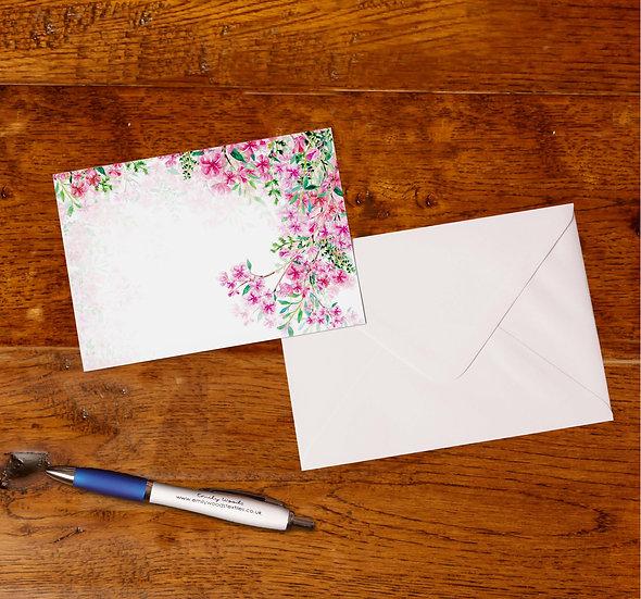 'Cherry Blossom' Notecards