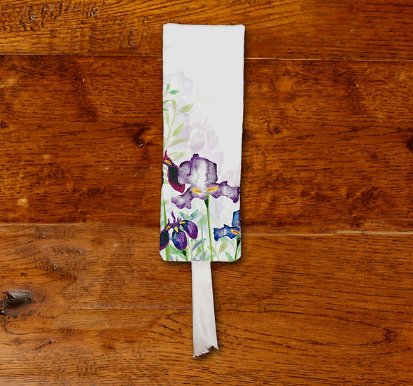 'Irises' Bookmark