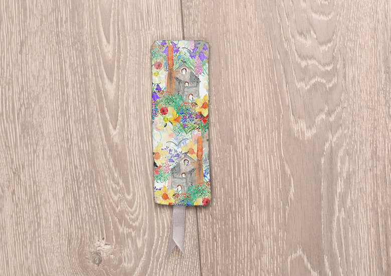 'Blooming Tin Mines' Bookmark