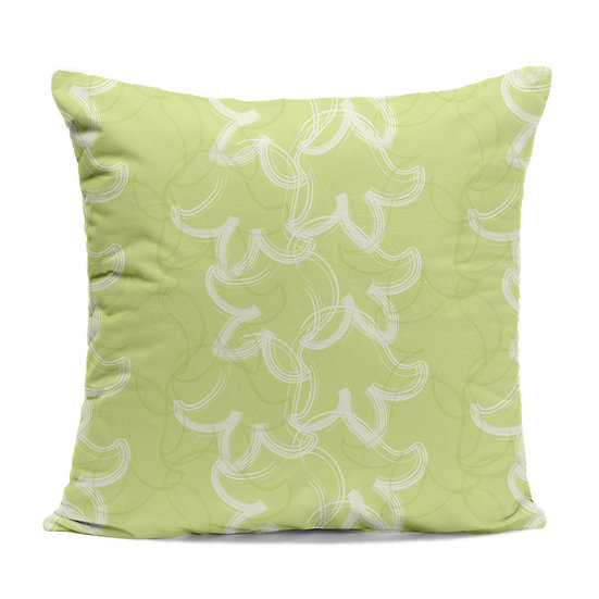 Lily of the Valley Petals Cushion