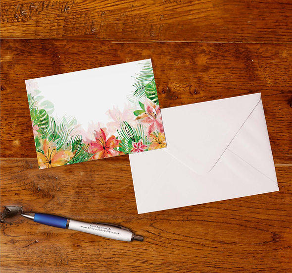 'Lilies' Notecards