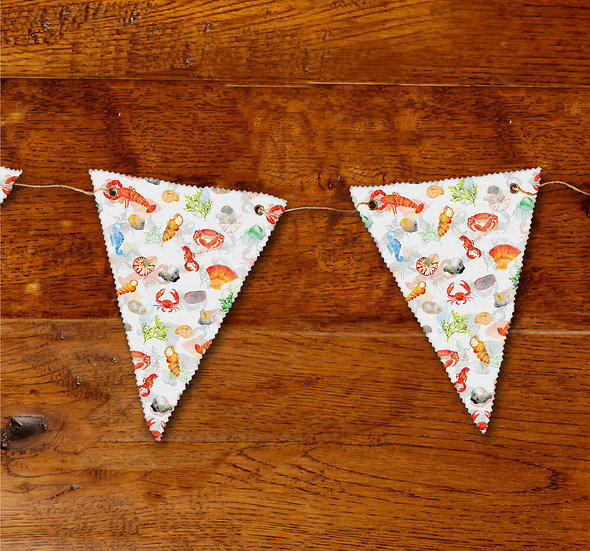 'Under the Sea' Bunting