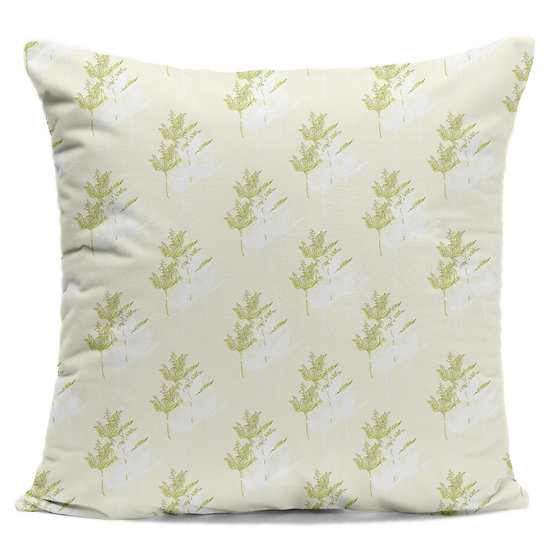 Lily of the Valley Clusters Cushion