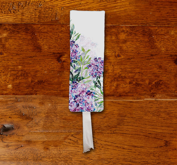 'Hydrangeas' Bookmark