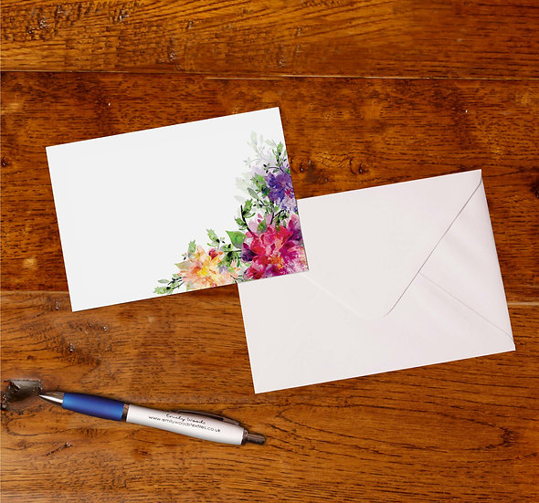 'Roses' Notecards
