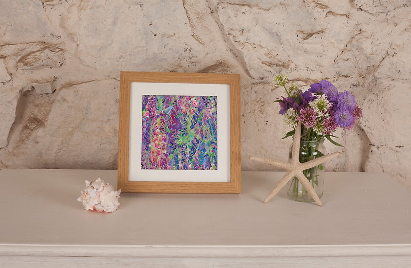 'Flower Passion' Print