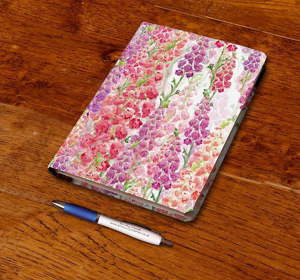 'Foxglove Clusters' Notebook