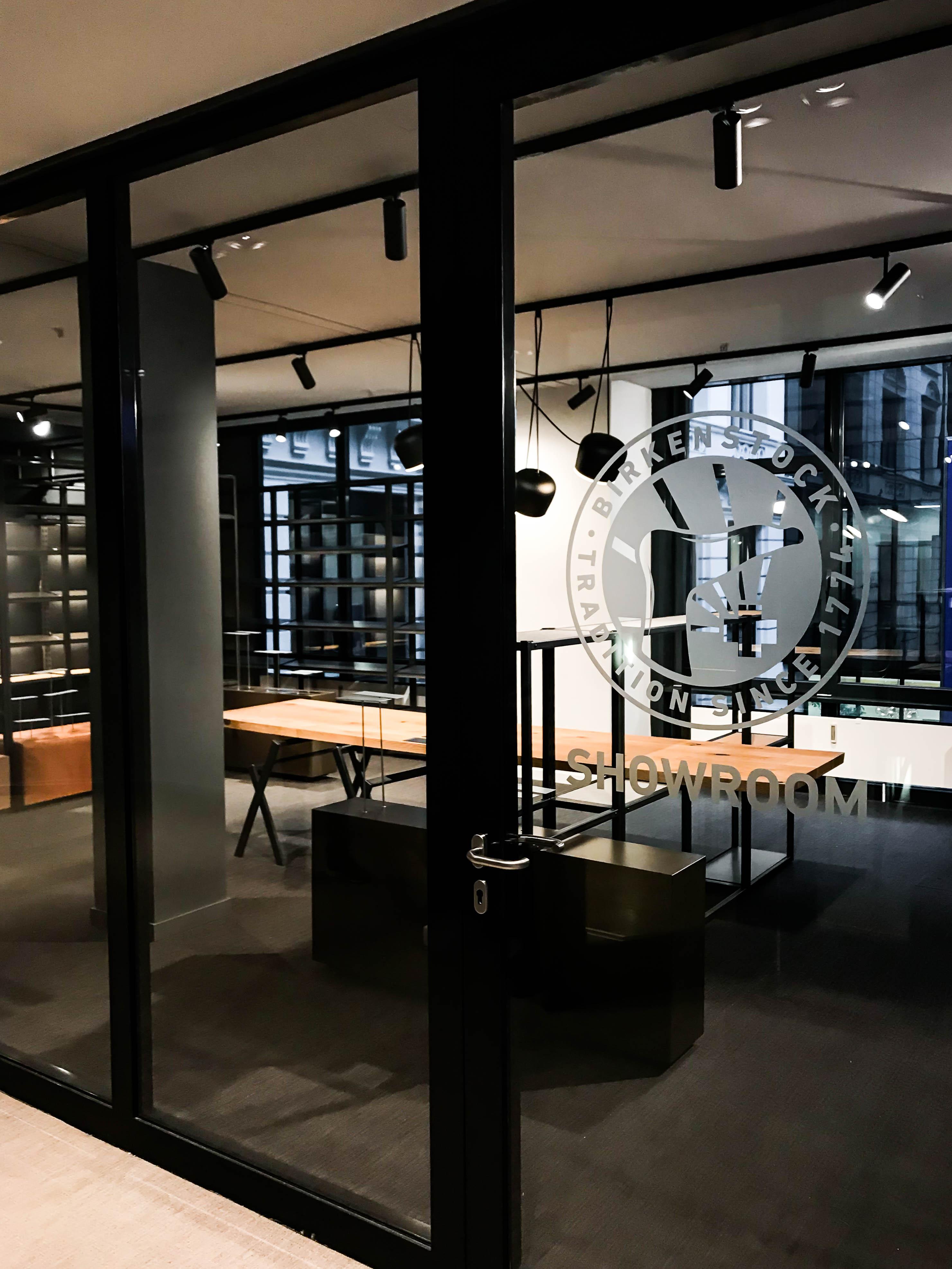 Birkenstock Showroom München