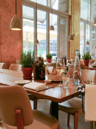 Bonalumi | Düsseldorf | Ladenbau | Bars & Restaurant