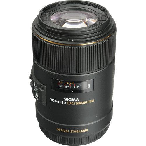 Sigma 105mm macro f2.8 EF