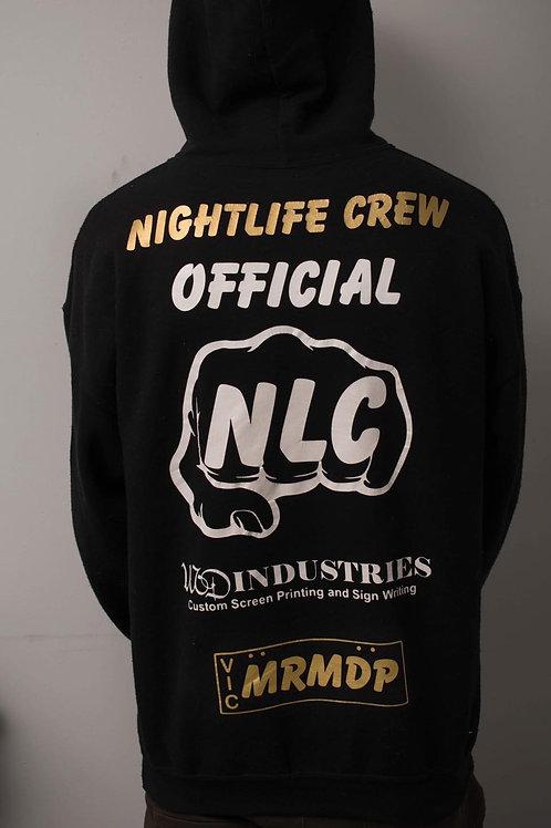 Nightlife Crew Custom Hoodie