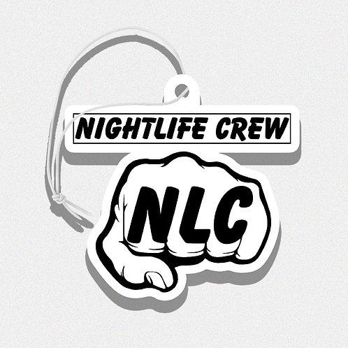 Nightlife Crew Air Freshener