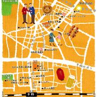 東京人 中野MAP