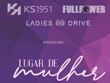 """Projeto """"Lugar de Mulher"""" promove discussões sobre o papel feminino no setor automotivo e duas rodas"""