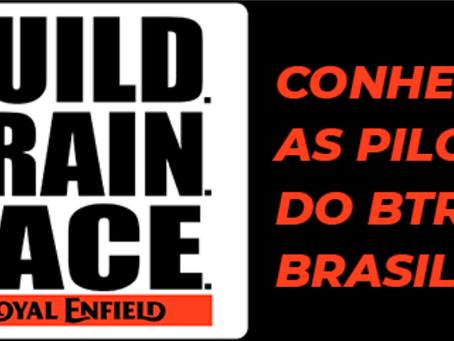 Royal Enfield Brasil anuncia pilotas do programa BUILD TRAIN RACE