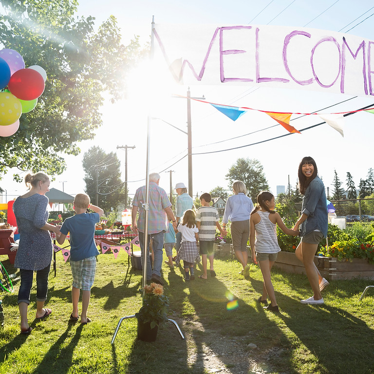 2021 Family Fun Day-Sensory Adventure at the Arboretum