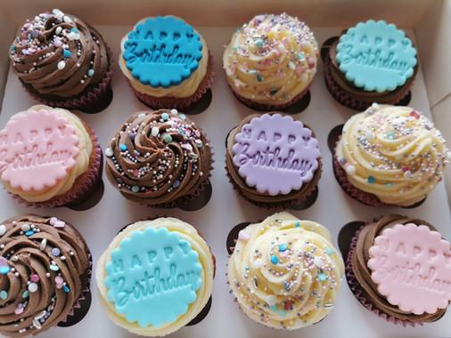 Cupcake Celebration box Takeaway Jemoley