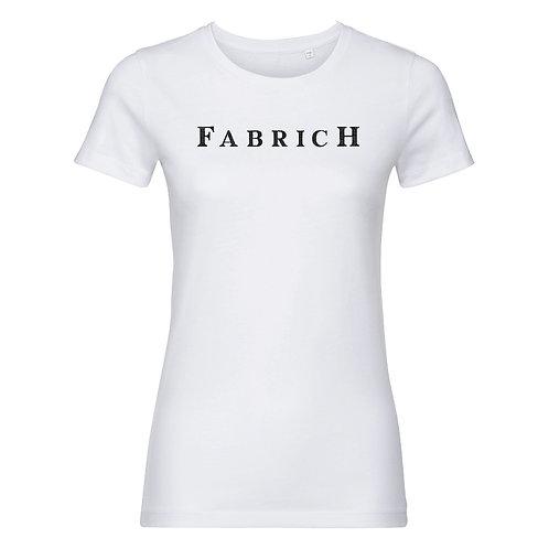 Fabrich White Tee