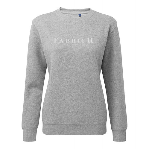 Fabrich Grey/White Sweat