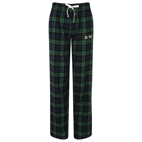 Fabrich Ladies Tartan Lounge Pants