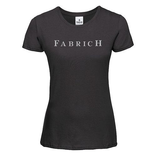 Fabrich Black Tee