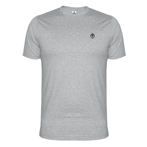 Fabrich 'Shield' Grey Tee