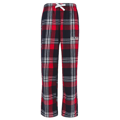 Mens Personalised Tartan Lounge Pants