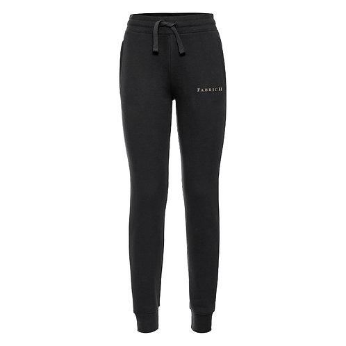 Fabrich Black/Gold Sweatpants
