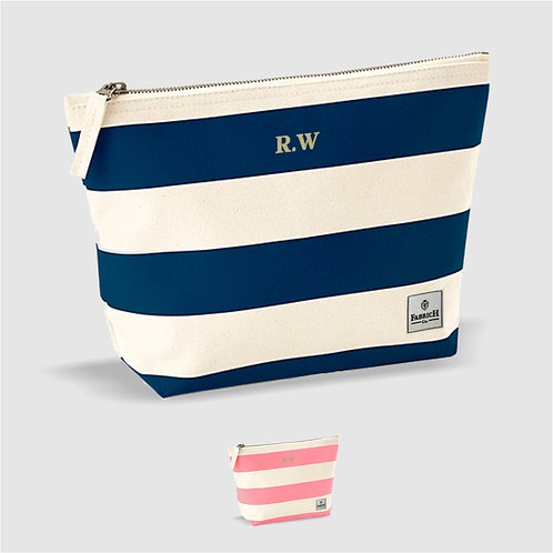 Personalised Nautical Accessory Case