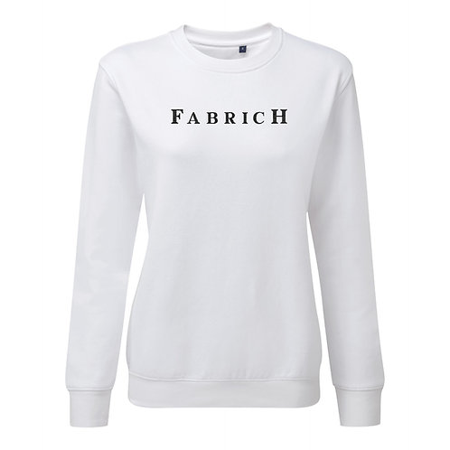 Fabrich White/Black Sweat