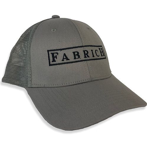 Fabrich Trucker Cap - Grey