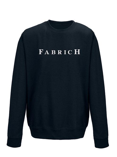 Fabrich Kids Navy Sweat