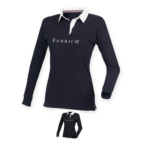 Fabrich Classic Ladies Rugby Polo
