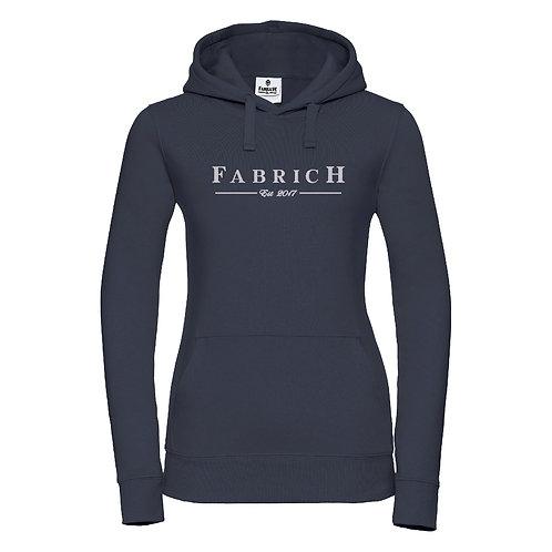 Fabrich Navy Est Hoodie