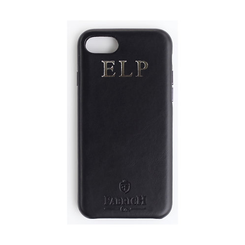 Fabrich Personalised Leather Case - iPhone 7/8