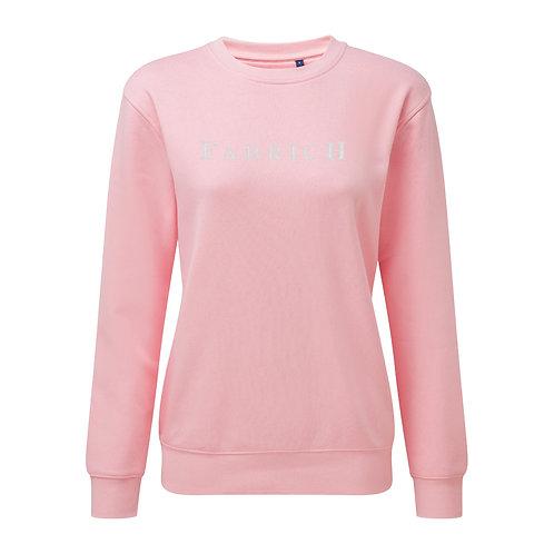 Fabrich Soft Pink Sweat