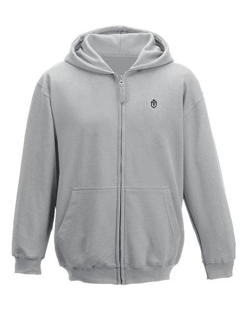 Fabrich Kids Grey Zipper