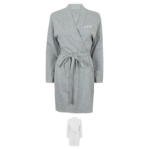 Personalised Ladies Robe