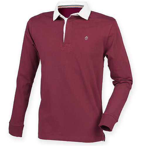 Fabrich 'Shield' Classic Rugby Polo