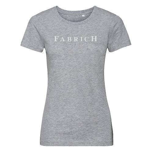 Fabrich Grey/White Tee